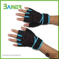 Half Finger Racing riding Cycling Gloves neoprene Outdoor sports gloves