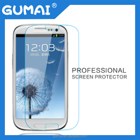 Accept Paypal 0.33mm Thickness tempered glass screen protector for samsung galaxy s3
