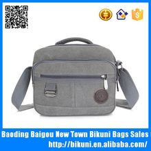 2015 New fashion boys tote satchel bags wholesale cheap canvas messenger bag for man
