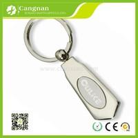 promotion custom made metal keychains