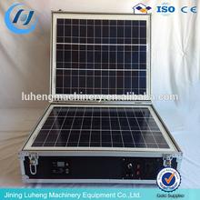 2000W solar power system for home use/good solar power generator/2015New portable solar power 2000W system