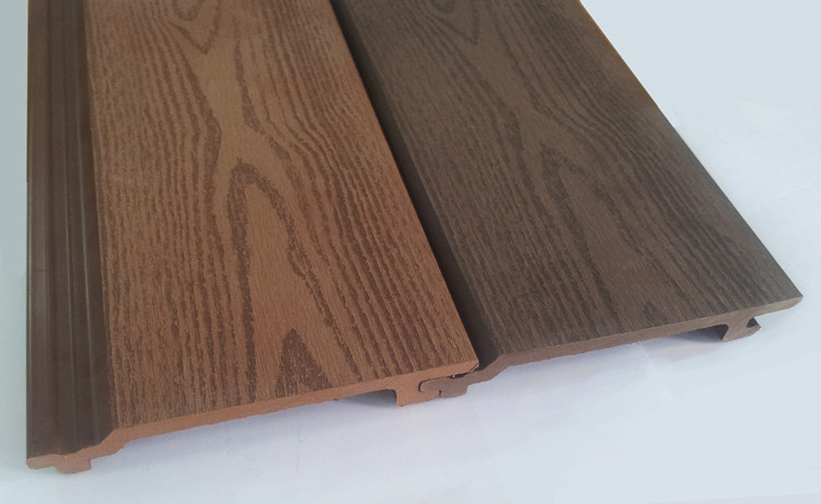 Wpc Wall Panel Outdoor Wall Cladding Wood Plastic Composite View Wpc Wall Panel Oem Or