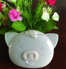 MIni handbag purse cut pig pvc crossbody bag