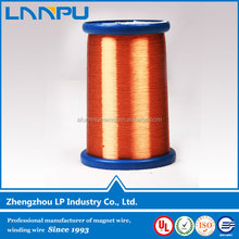 High Conductivity Copper Coated Enameled Aluminum Wire for Motor
