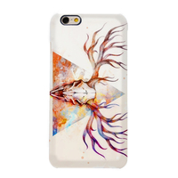 custom made silicone cell phone case for iphone 6 plus