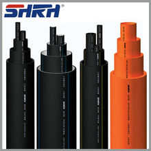 manufacturing hdpe pipe tubes standard length for Natural Gas
