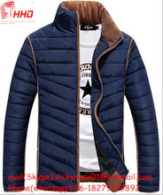 2015 hot selling 100% cotton high quality men winter long down coats with the competitive price for sale
