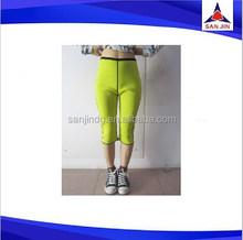 ladies thigh slimming products neoprene slimming pants weight lose pants