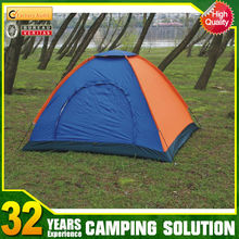 2 person light weight dome waterproof fabric camping canvas tent