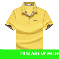 Hot Sell custom t-shirt cotton polyester blend