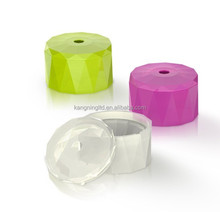 High Quality Diamond Ice Mold, Silicone Diamond Soap Mould as Gift for Lady