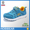 HOBIBEAR 2015 mesh breathable velcro trainers kid fashion wholesale sports shoe