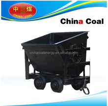 bucket tipping mining transporter for coal mine