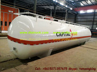 ASME Isobutane Propane Ammonia DME LPG above ground tank factory price sale Call:86-15271357675