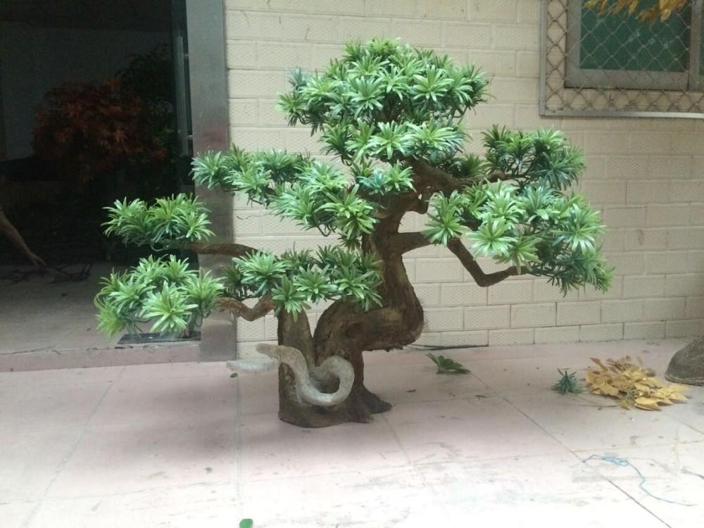 Fabrication artificielle vieux bonsal arbre vendre usine for Arbre bonsai exterieur