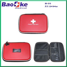 BK-D10 hot selling Team sports first aid kit/eva first aid case with medical products