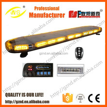 Strong shockproof car emergency led lightbar used on vibration road