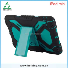 Rugged tough case for iPad mini protective shell / for iPad mini Defending stand holder case