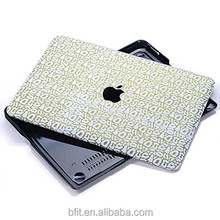 for apple macbook cover case,case bling for macbook cover