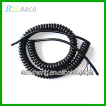 PVC micro usb to 3.5mm audio cable