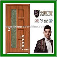 High quality pvc profile glass door