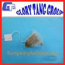 100% biodegradable and low price tea bag fabric
