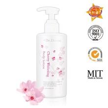 Taiwan best brand dr.douxi skin whitening body lotion