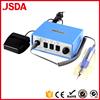 JSDA JD800 electric micro motor drill Rohs and CE beauty salon equipment