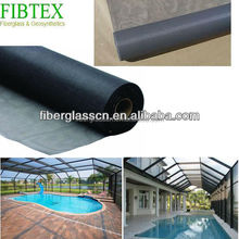 strong fiberglass swimming pool shelter screen