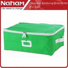NAHAM Fabric Covered Storage Gift Box