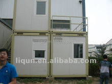 2015 safe and durable Container House for office camp school