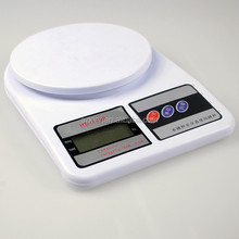 Low Cost Digital Slim Design Kitchen Scale with Different Capacities