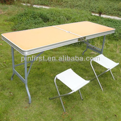 Outdoor Picnic White High Quality Camping Folding Table