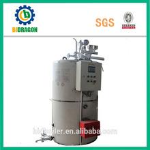 Caldera de vapor de gas industrial y generador de vapor para la industria