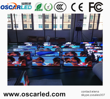 Oscarled xxx moving Advertising P6 Taxi Top Xxx Video LED Open Sign