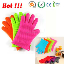 silicone pig glove shape oven mitt/silicone pig pot holder