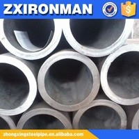ms mild heavy thick seamless hollow section steel pipe per ton