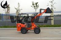 ZL06 906 0.6Ton Compact Wheel Loader Radlader Hoflader Mini Loader With Italy Hydrostatic Drive