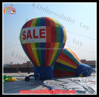 outdoor decorationg fixed inflatable advertising sale balloon / advertising inflatable big ball
