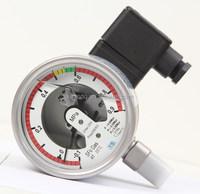 designed to monitor Medium Voltage systems Temperature compensated bourdon tube SF6 pressure gauge