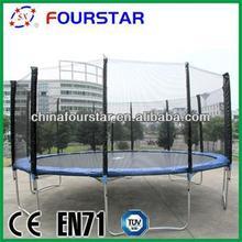 16FT Outdoor Biggest Gymnastic Sport trampoline for adults/kids