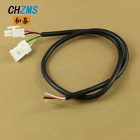 ODM/OEM 5 Cores UL 2464 22 AWG Cable with 5 Jst FL Connector