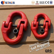g80 chain fitting us a377 connecting link red painted