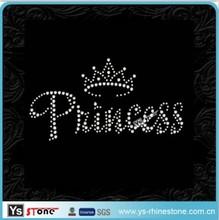 2014 new beautiful princess rhinestone wholesale