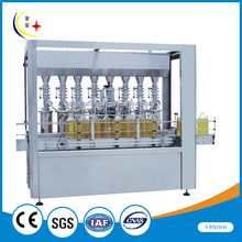 YXT-YGO Automatic straight line oil bottle filling machine