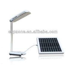 moderno portátil solar lámparas de las luces de interior con led del fabricante