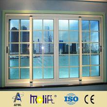 Zhejiang AFOL fotos de ventanas de aluminio