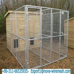 High quality Dog kennel/Dog cage Manufacturer