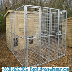 High quality Dog kennel/Dog cage Manufacturer