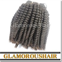 Best Selling High Quality Human Virgin Cheap Kinky Curly Cambodian Virgin Hair
